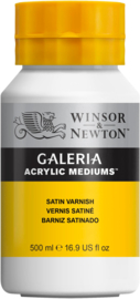 Winsor & Newton Galeria vernis SATIN 500 ml