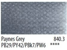 Panpastel Paynes Grey 840.3