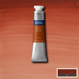 Cotman Light red 21 ml tube