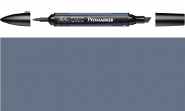 W&N ProMarker B624-Midnight bleu