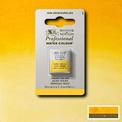 W&N Pro Water Colour ½ nap Indian Yellow S.1