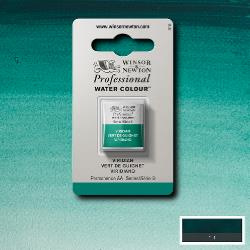 W&N Pro Water Colour ½ nap Viridian S.3