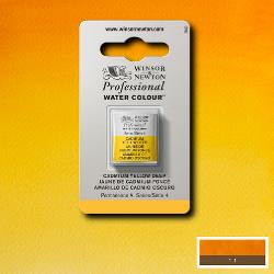 W&N Pro Water Colour ½ nap Cadmium Yellow Deep S.4