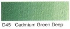 D45- Cadmium green deep