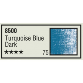 Pastelkrijt los nr. 75- Turquoise bleu dark