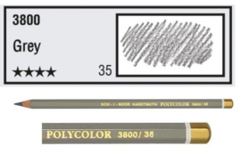 KIN-Polycolor nr.35    Grey