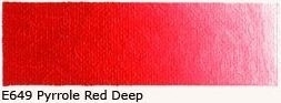 E-649 Pyrrole Red Deep Acrylverf 60 ml