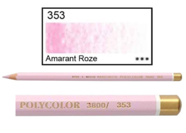 KIN-Polycolor nr.353  Amarant Roze