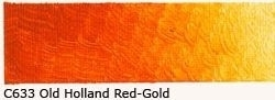 C-633 O.H. Red Gold Acrylverf 60 ml