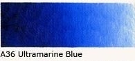 A36 Ultramarine blue 40ml