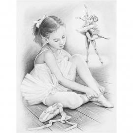 Schets-BN5- Ballerina