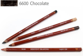 Derwent Drawing Pencil  Chocolate