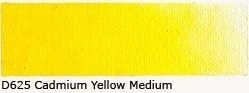 D-625 Cadmium Yellow Medium Acrylverf 60 ml