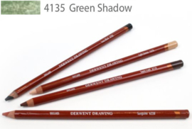 Derwent Drawing Pencil  Green Shadow