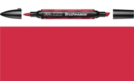 W&N Brushmarker R665-Berry red