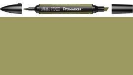 W&N ProMarker Y724-Olive green
