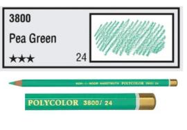 KIN-Polycolor nr.24   Pea Green