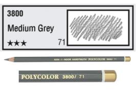 KIN-Polycolor nr.71   Medium Grey