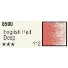 K-I-N Pastelkrijt los nr.112-English deep red