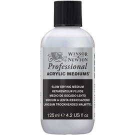 Winsor & Newton Artist Acrylic Slow dry medium 125 ml