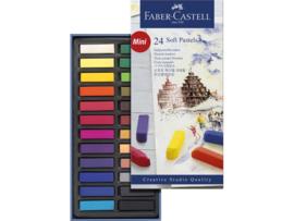 Faber Castell Creative Studio 24 halve pastels