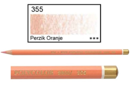 KIN-Polycolor nr.355 Perzik oranje