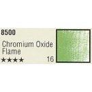 Pastelkrijt los nr. 16- Chromium oxide flame