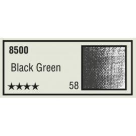 Pastelkrijt los nr. 58- Black green