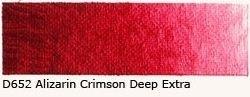 D-652 Alizarin Crimson Extra Acrylverf 60 ml