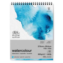 Winsor & Newton watercolour blok 27,9x35.6 cm RINGBAND