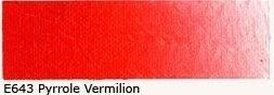 E-643 Pyrrole Vermilion Acrylverf 60 ml