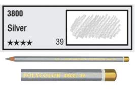 KIN-Polycolor nr.39   Silver