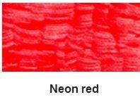 Ara 150 ml - Neon Red C710