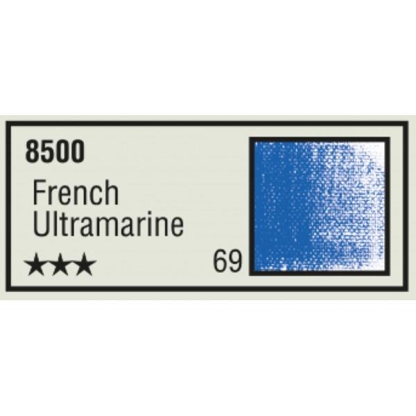 K-I-N Pastelkrijt los nr. 69- French ultramarine
