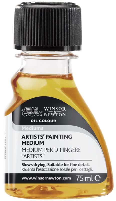 Winsor & Newton schildersmedium 75 ml