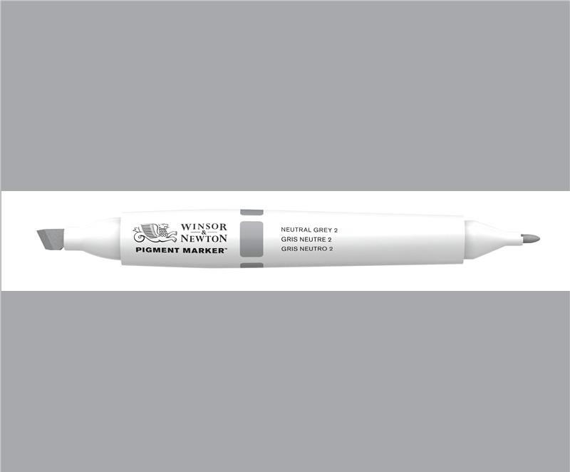 W&N Pigment marker Neutral  grey 2 - 154