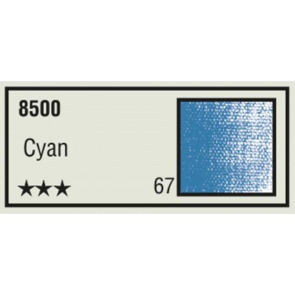 K-I-N Pastelkrijt los nr. 67- Cyan