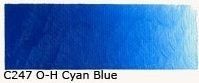 C-247 Old Holland cyan blue 40ml