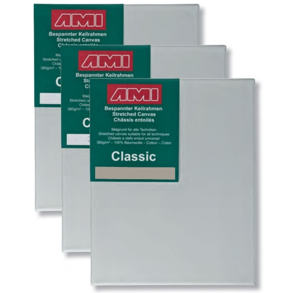 AMI Classic Canvas 30 x 40 cm  p/st