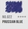 CAP-pastel Prussian bleu 022