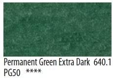 Panpastel Permanent Green Extra Dark 640.1