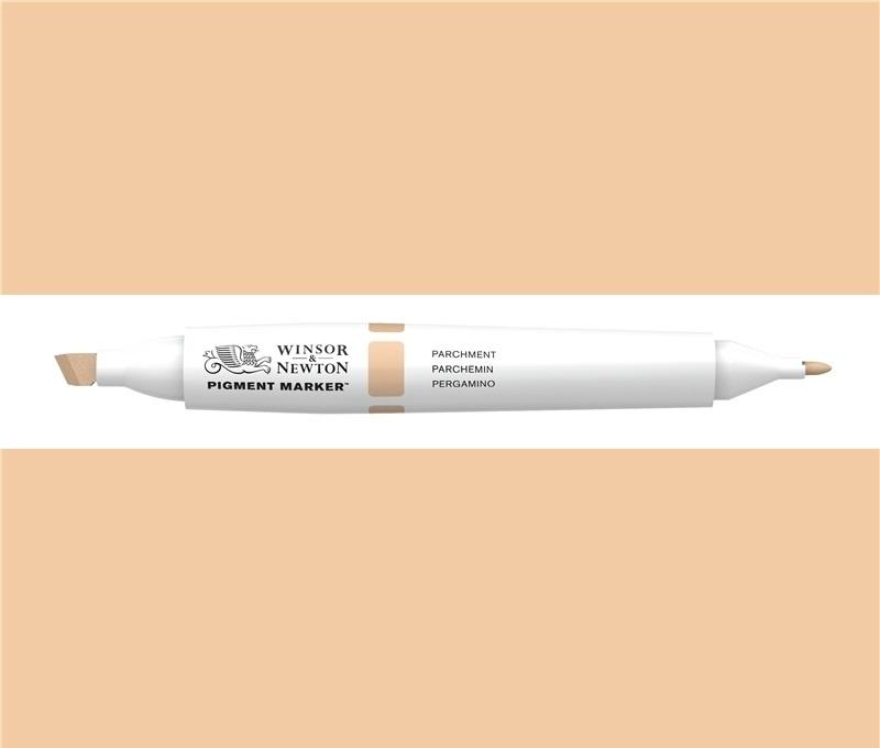 W&N Pigment marker Parchment 121