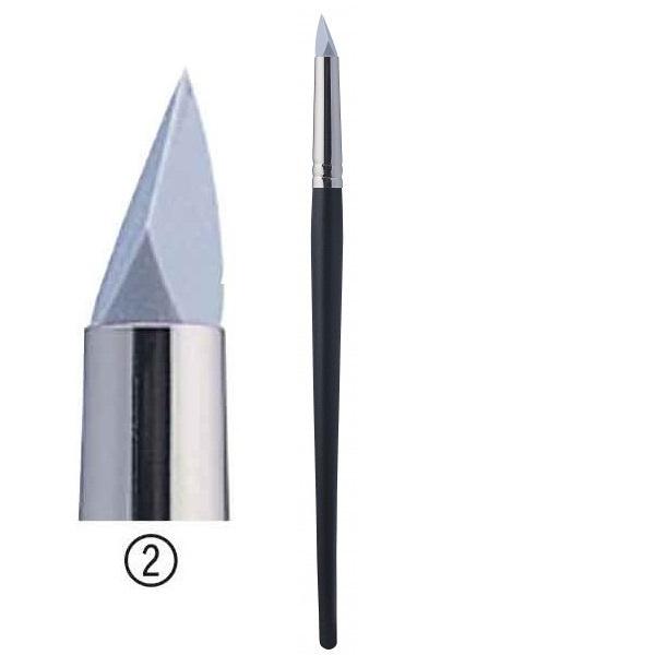 AMI Gummie Colourshaper vorm 2 driehoek beitel  nr.10