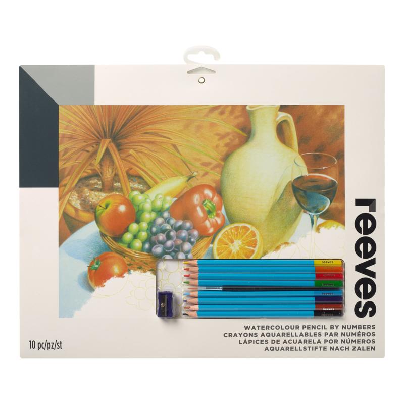 Watercolour PPWP6- large fruit