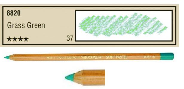 37-Pastelpotlood Grass green