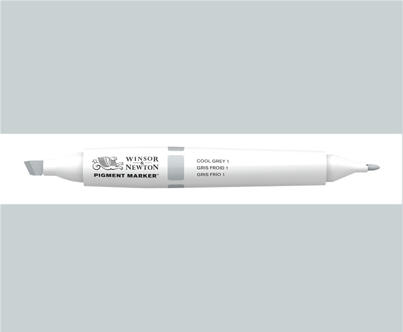 W&N Pigment marker Cool  grey 1 - 161