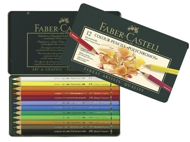 Faber Castell Kleurpotloden 12