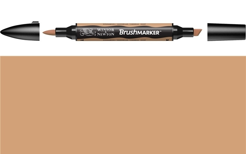 Winsor /& Newton Brush Marker Cinnamon