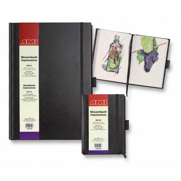 AMI-Sketchbook impressions A3