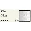 K-I-N Pastelkrijt los nr.119- Silver